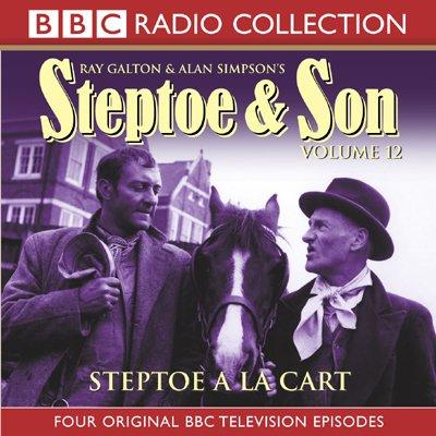 Steptoe & Son audiobook cover art