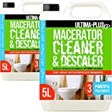Ultima-Plus XP Toilet <span class='highlight'>Macerator</span> Cleaner and Descaler - Deeply Cleans Toilet <span class='highlight'>Macerator</span>s and Removes Limescale - Compatible with All Saniflo <span class='highlight'>Pump</span> Units, Toilets & Urinals (10 litres)