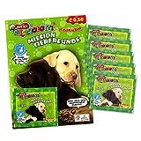 Panini-Amici cucciolotti misión animal amigos sticker nº 48