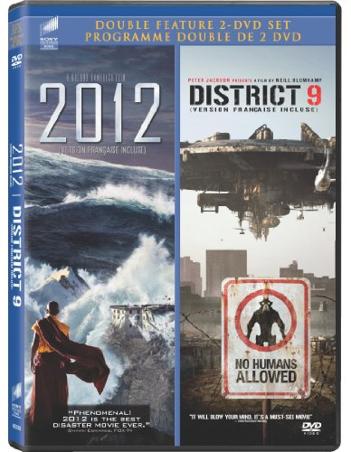 2012 / District 9 (Double Feature 2 DVD Set)