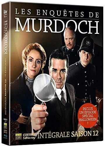 Coffret les enquêtes de murdoch, saison 12,18 épisodes