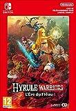 Hyrule Warriors : L'Ère du Fléau Standard   Nintendo Switch – Code jeu à télécharger