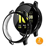 Tensea Compatible with Galaxy Watch Active2 Case, 2 Packs Soft...