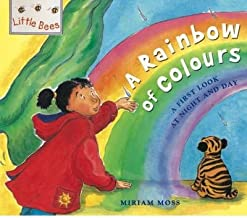 A Rainbow of Colours: A First Look at Colour (Little Bees) (Paperback) - Common
