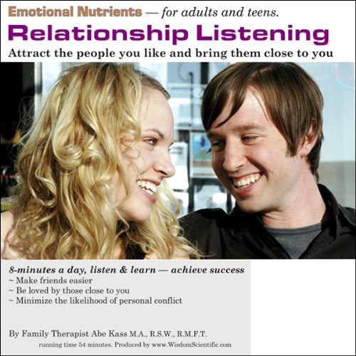 Relationship Listening audiobook cover art