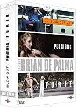 Brian De Palma Collection ( Blow Out / Dressed to Kill / The Fury ) (Blu-Ray)