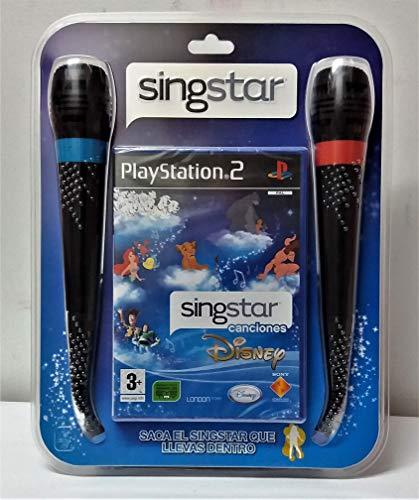 Singstar Canta Con Disney + Microfonos