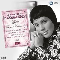 ICON: The Great Lieder Recordings by Brigitte Fassbaender