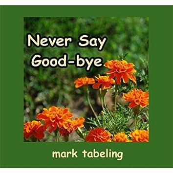 Never Say Good-Bye