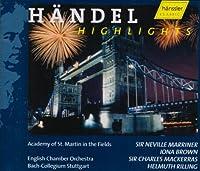 Handel Highlights