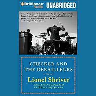 Checker and The Derailleurs audiobook cover art