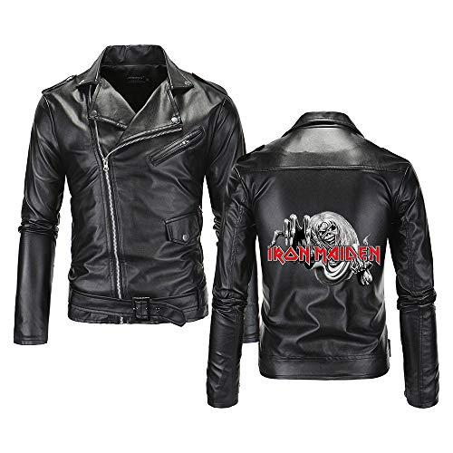 MNmkjgfgj Iron Maiden Pullover Abrigos Chaqueta Invierno