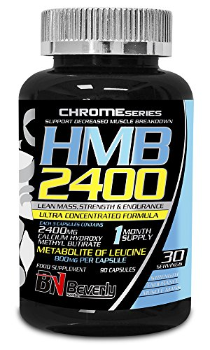 Beverly Nutrition HMB Anticatabólico - 90 Cápsulas