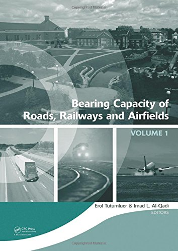Bearing Capacity of Roads, Railways and Airfields, Two Volume Set: Proceedings of the 8th International Conference (BCR2A'09), June 29 - July 2 2009, ... Urbana - Champaign, Champaign, Illinois, USA