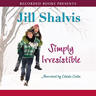Simply Irresistible                   By:                                                                                                                                 Jill Shalvis                               Narrated by:                                                                                                                                 Celeste Ciulla                      Length: 9 hrs and 11 mins     506 ratings     Overall 4.0