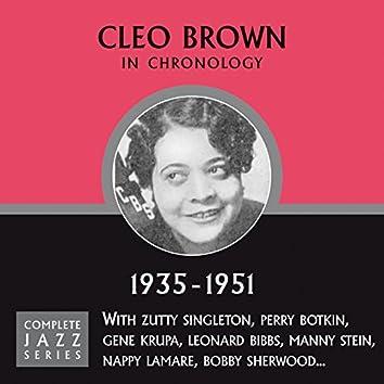 Complete Jazz Series 1935 - 1951