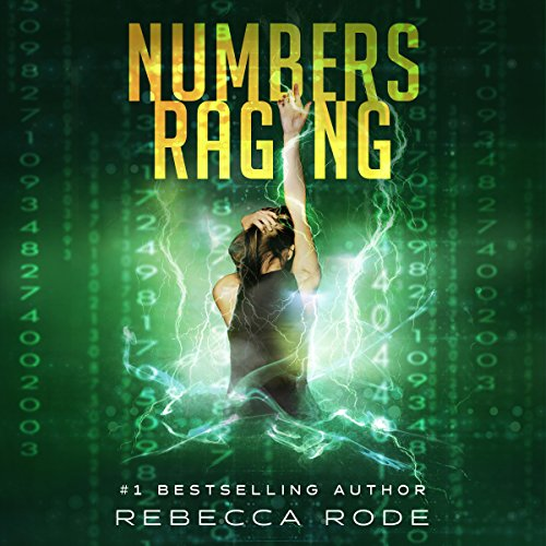 Numbers Raging: Numbers Game Saga, Volume 3 audiobook cover art
