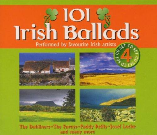 101 Irish Ballads