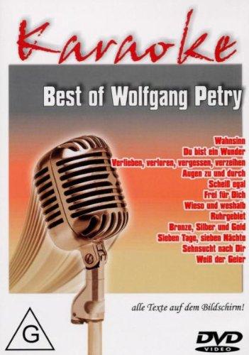 Best of Karaoke - Best of Wolfgang Petry