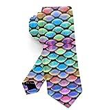 Herren und Jungen Luxus Krawatte Weiche Lustige Krawatten, Anzug Uniform Skinny Decor Krawatten