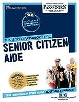 Senior Citizen Aide (Career Examination)