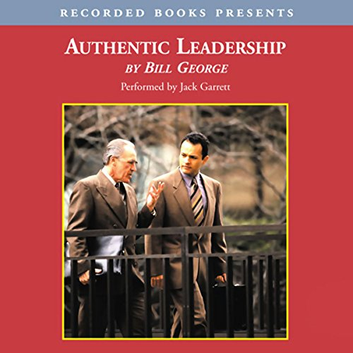 Authentic Leadership audiobook cover art