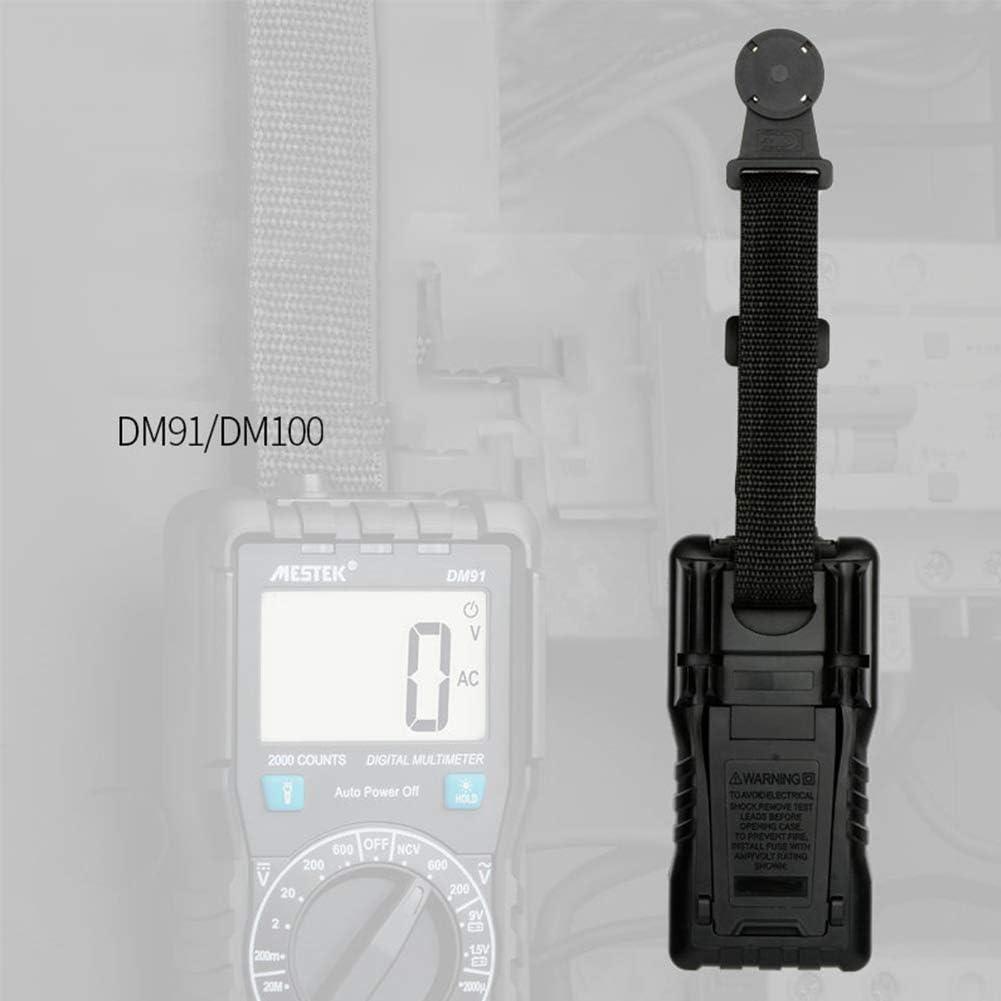 ALEOHALTER Cinghia multimetro resistente e forte magnete appeso loop Kit pratico per Fluke-TPAK