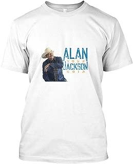alan jackson 2019 tour shirts