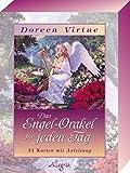 Das Engel-Orakel für jeden Tag: 44 Karten mit Anleitung (0) - Doreen Virtue