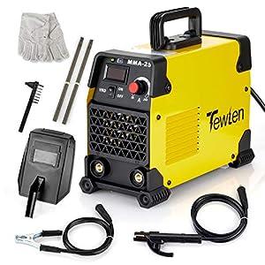250A 110/220V ARC Welding Machine Kit, TEWLEN Stick Welder VRD Hot Start Inverter Welder Dual Voltage Electric Welding…