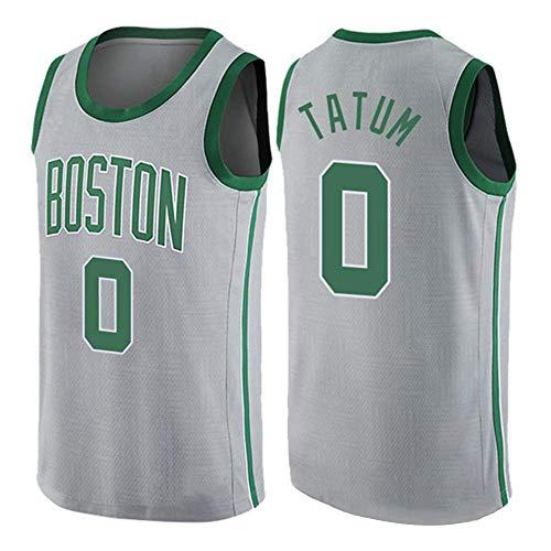 Herren Basketball Trikot - Boston Celtics 0# Trikots Atmungsaktive Stickerei Basketball Swingman Trikot Sport Weste