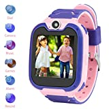 Kids Smartwatch with Two-Way Call SOS Games...
