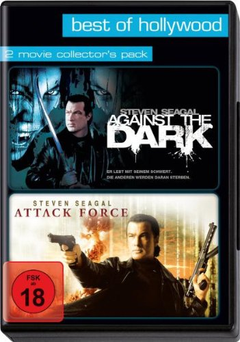 Best of Hollywood - 2 Movie Collector's Pack: Against The Dark / Attack Force [Alemania] [DVD]