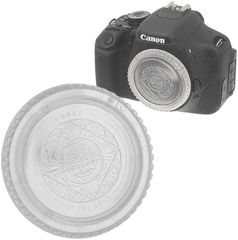 Fotodiox Cap Eos Rear Red Fotodiox Designer Hinten Cap Kamera