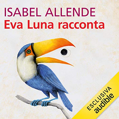Eva Luna racconta audiobook cover art