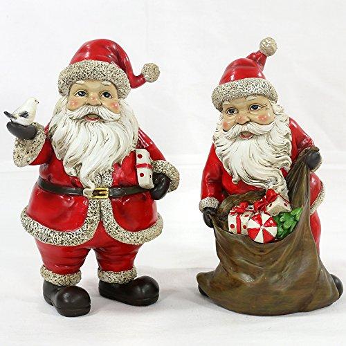 Bellissimo Babbo Natale-Duo con regalo Borsa