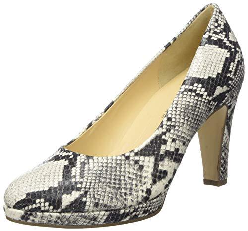 Gabor Shoes Damen Fashion Pumps, Grau (Grau 59), 38 EU