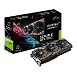 Foto Asus GeForce ROG STRIX-GTX1080-8G-Gaming Scheda Grafica da 8 GB, DDR5X