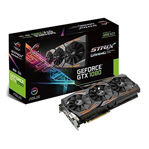 ASUS ROG STRIX GeForce GTX 1080 8 GB
