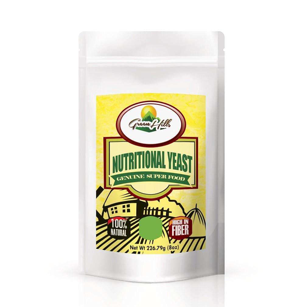 Nutritional Yeast Max 72% OFF - Protein Vegan 5 ☆ very popular 8oz