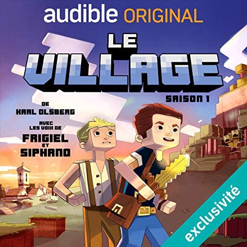 Couverture de Le village - Série complète