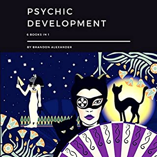 Psychic Development: 6 Books in 1 cover art