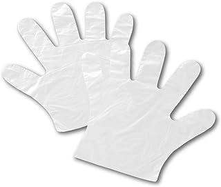 ヘッズ 使い捨て手袋 ビニール手袋 透明 衛生用品 1000枚入り GLOV-1 W150×H260mm