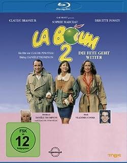 La Boum 2 - Die Fete geht weiter [Blu-ray]