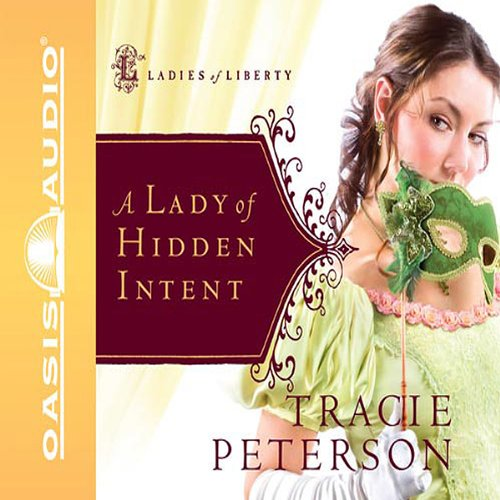 A Lady of Hidden Intent audiobook cover art