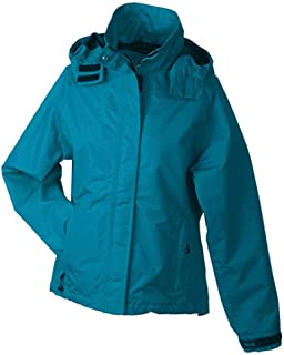 James and Nicholson Womens/Ladies Outer Jacket