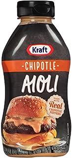 Aioli Kraft Chipotle, 12 Ounce, 12 Ounce
