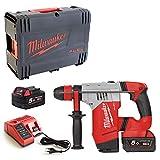 Milwaukee 4933451380 - M18 chpx-502x martillo fixtec sin escobillas m18 fuel 5,0ah sds-plus, 3 modos, 4,5j, cap max de perf 28mm