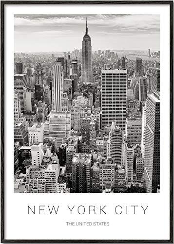 Artesta Lámina para enmarcar New York City (30x40cm)
