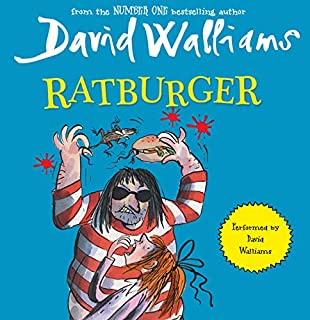 Ratburger                   By:                                                                                                                                 David Walliams                               Narrated by:                                                                                                                                 David Walliams                      Length: 3 hrs and 39 mins     424 ratings     Overall 4.6